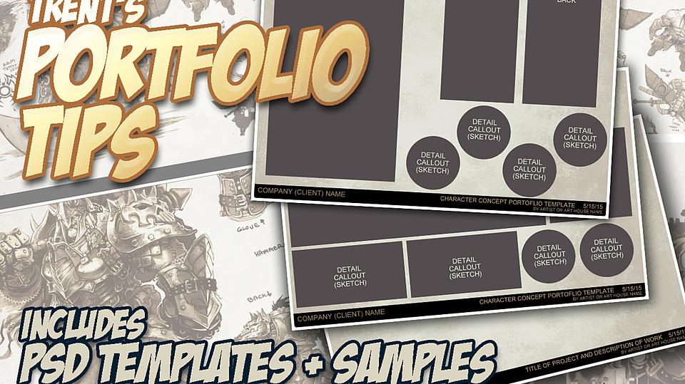 Portfolio Workshop + TEMPLATES!