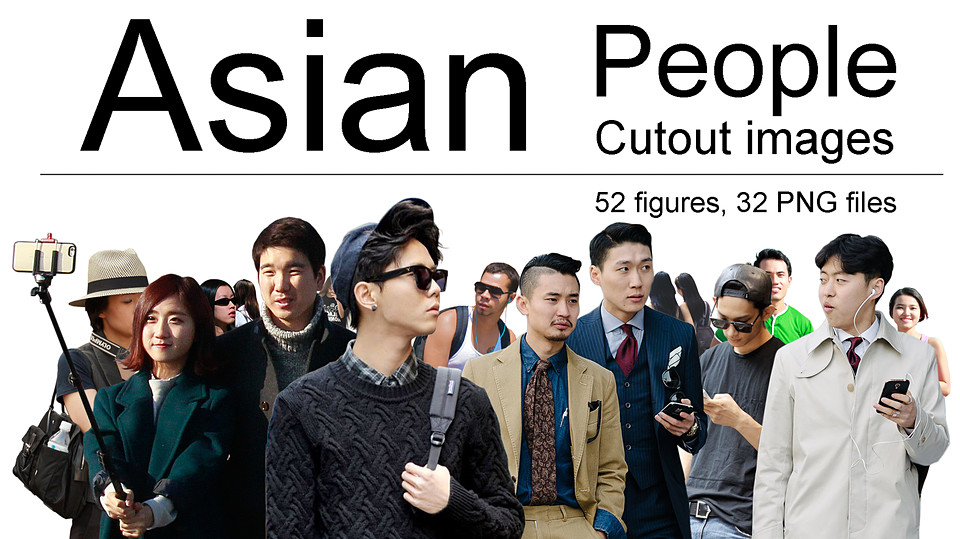 asian people picture