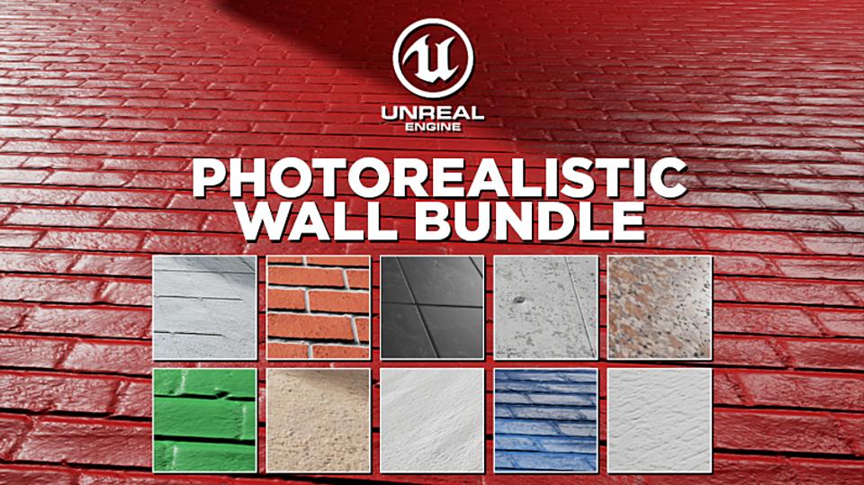 Photorealistic Wall Bundle