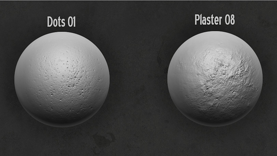 Zbrush Alpha Pack-Plaster & Concrete(Free Sample) on zbrush create alpha brush, cobblestone displacement maps, zbrush seam alpha brush, zbrush alpha metal, zbrush alpha library,
