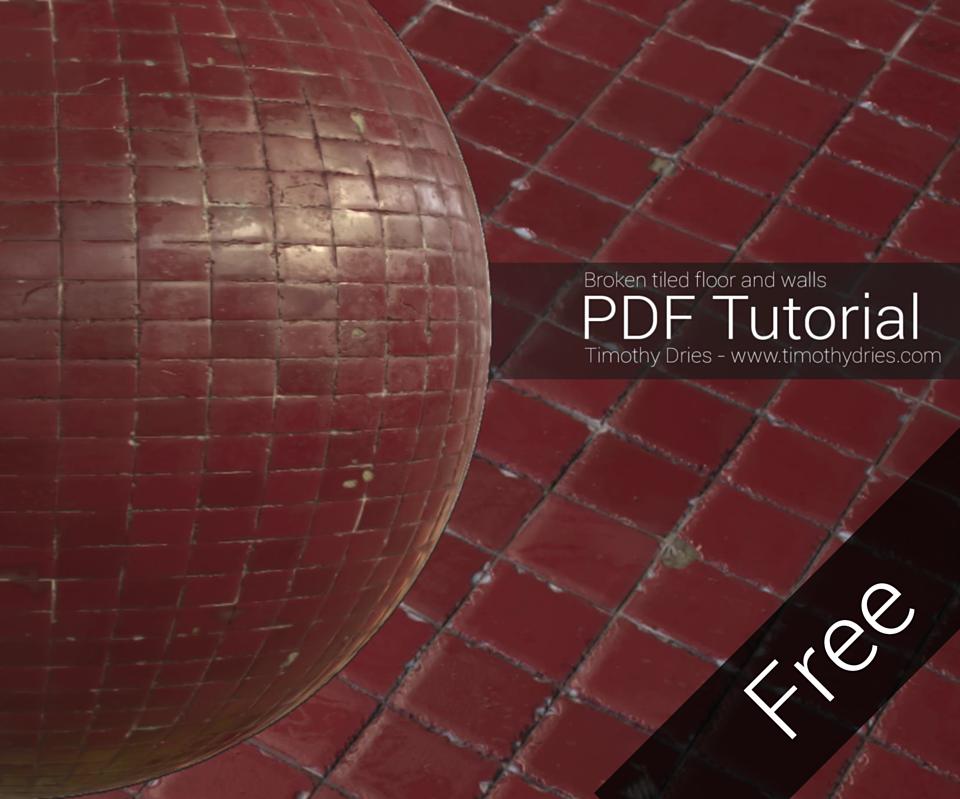 Free PDF - Making tiles in Substance Designer