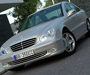 Mercedes C Class 2006 ...