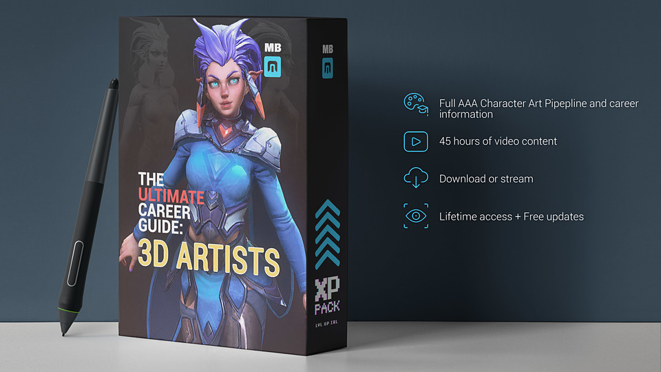 Ultimate Career Guide 3d Artist