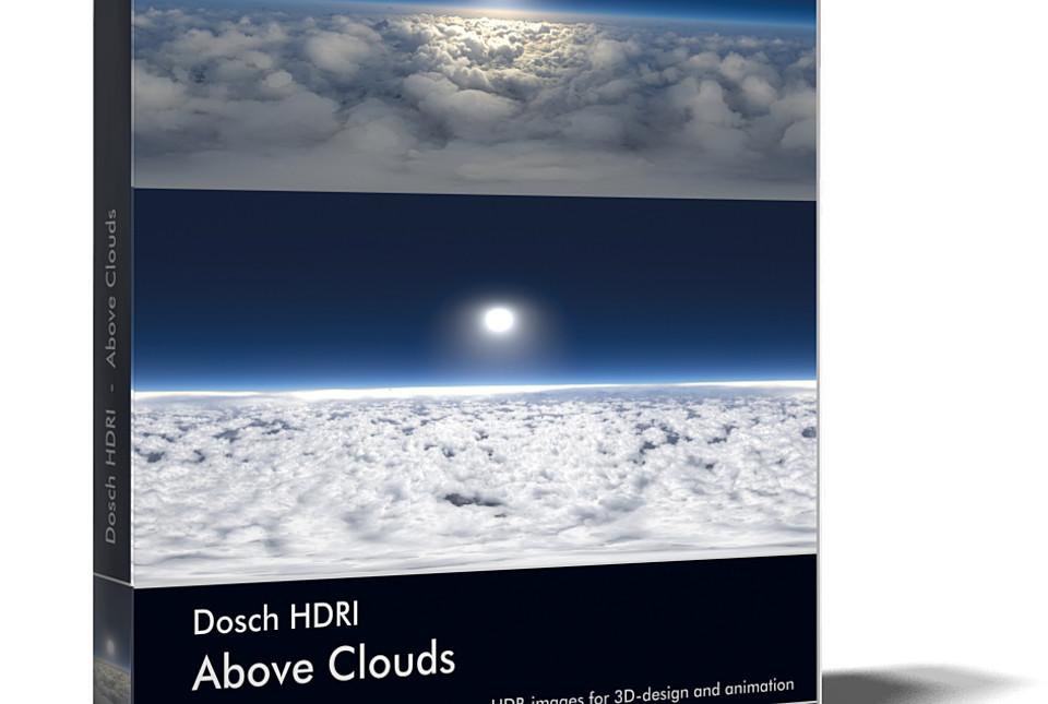 Dosch HDRI - Above Clouds