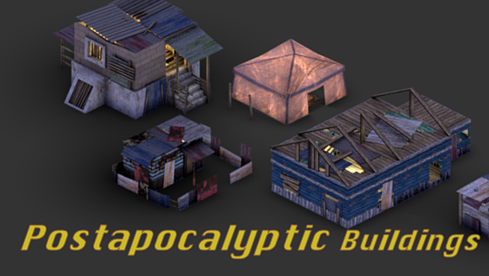Postapocalyptic Pack 01