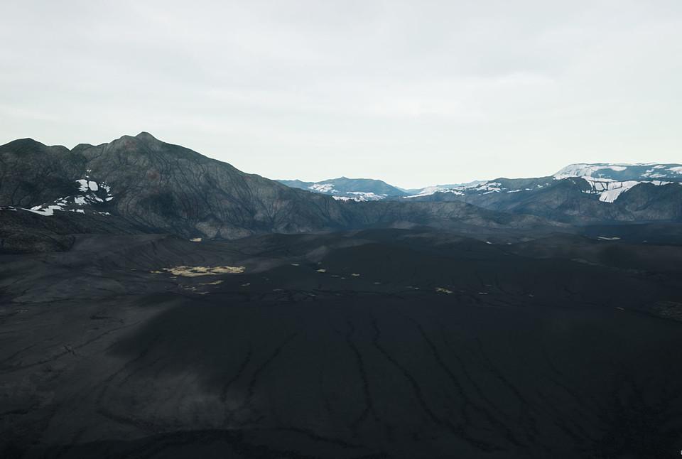 UE4] Iceland Landscape
