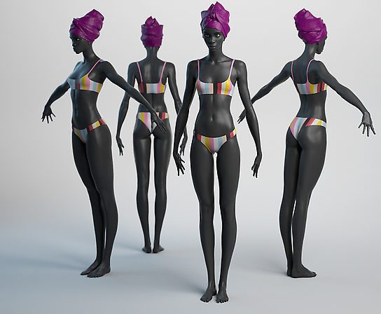 3D Character Modeling Essentials
