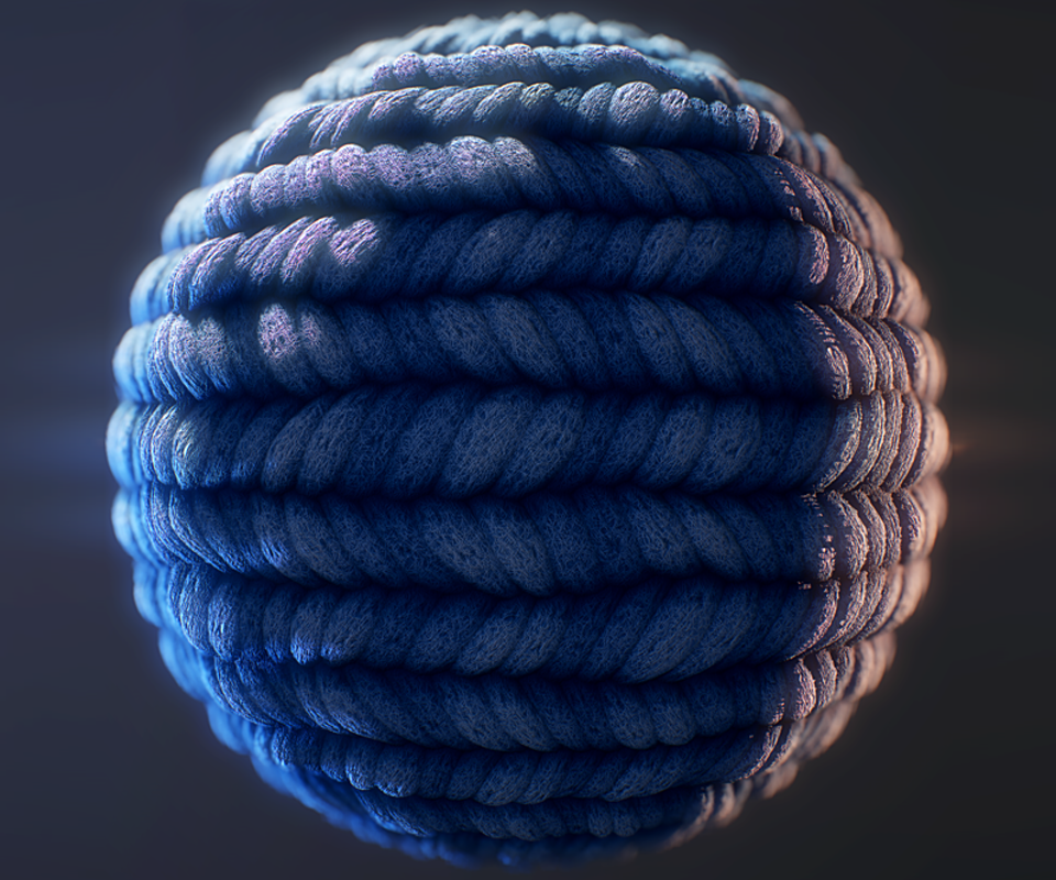 Wool Knit Substance