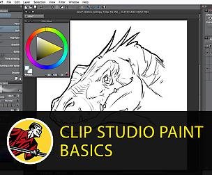 clip studio paint assets