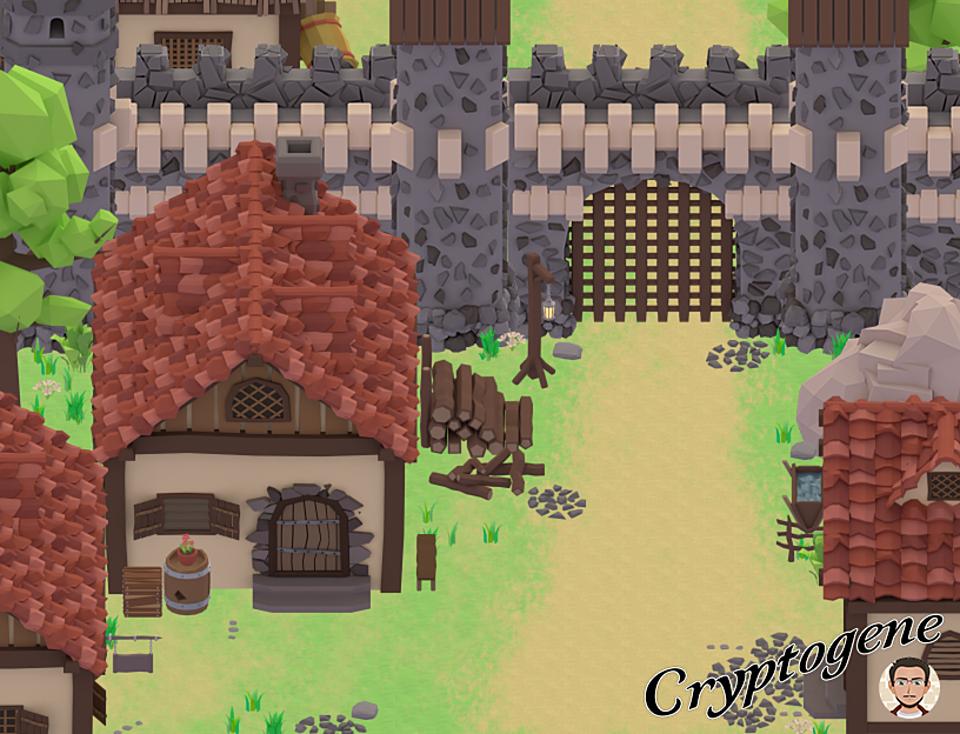 595+ Medieval 2D Game Asset Pack