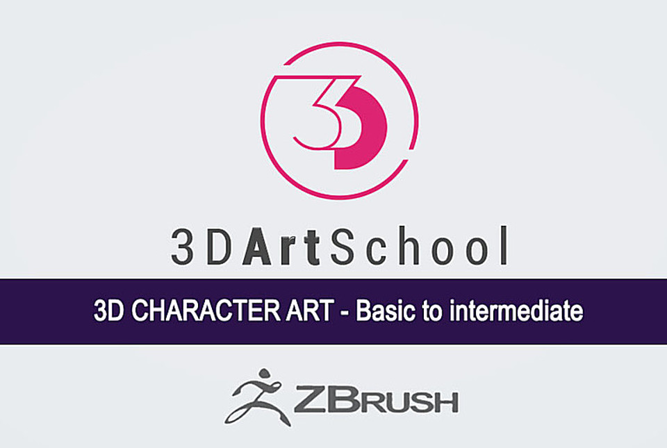 Module 1: Basics Zbrush - 3D Art School [Download]