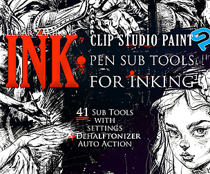 clip studio paint download assets