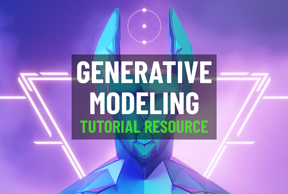 Generative Modeling (Tutorial Resources)