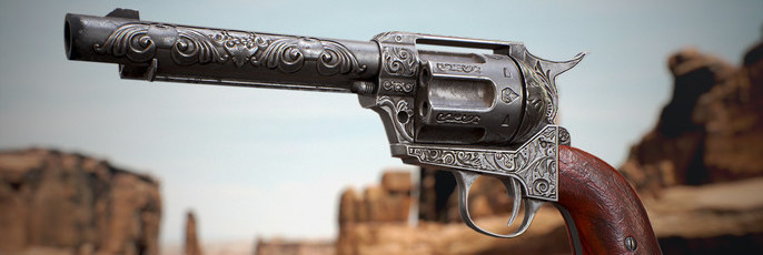 3D Tutorial: Creating a Colt Single Action 45 by Emre Karabacak