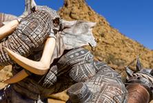 Digital Art Tutorial: Making of Oliphant Castle-Crusher