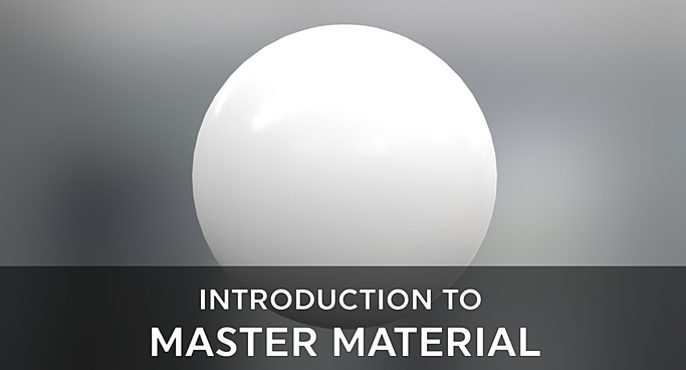 Creating Master Material in Unreal Engine 4