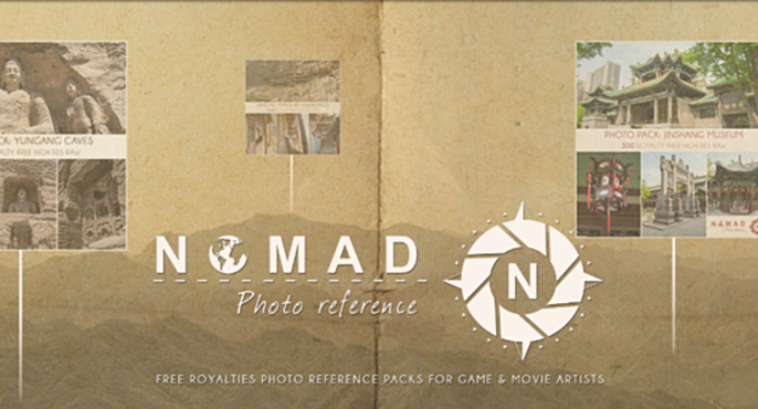 How I Created More Than 50 Photo Reference Packs in 4 Months