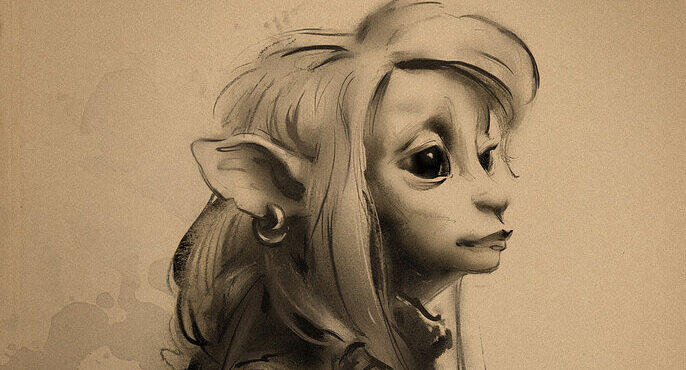 Drawing with Charcoal- Cubebrush's Newest Seller