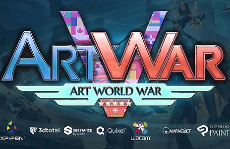 ART WAR 5 Prizes & Extension