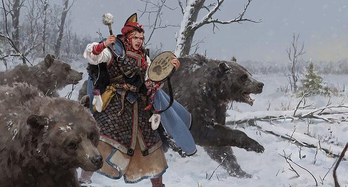 Bear Shaman