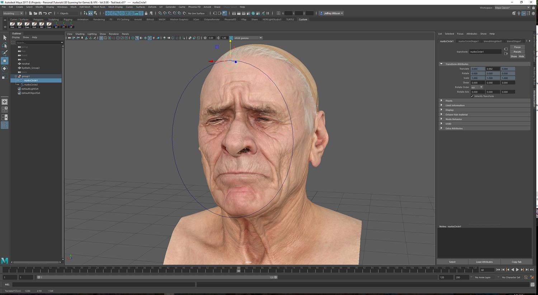 Facial expression editor pics 546