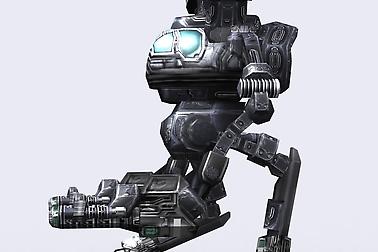 3DRT - Mech robots modular kit