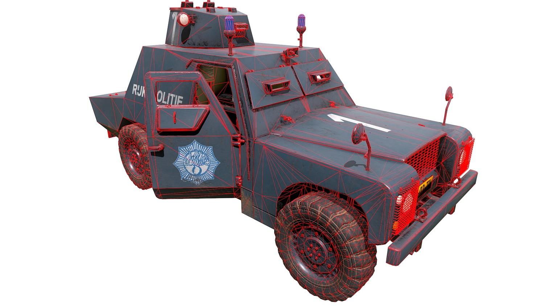 Shorland Mark1 Armored Car