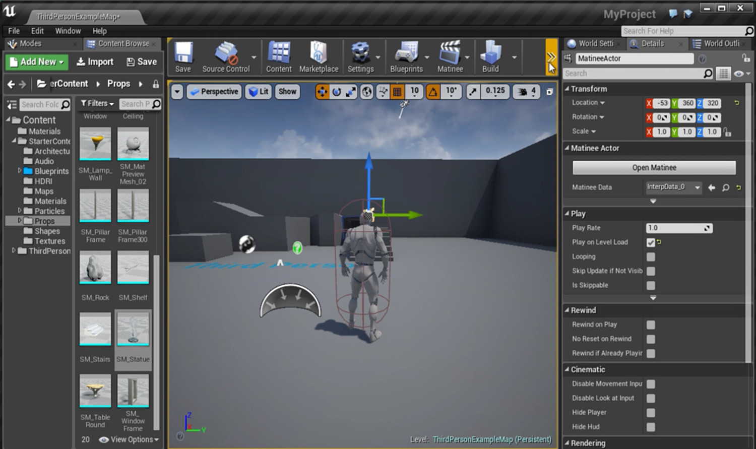 A Complete Introduction to UE4