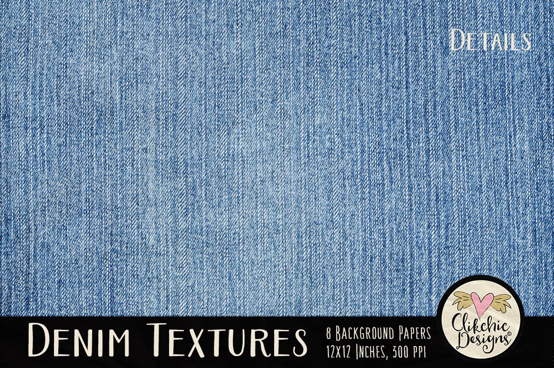 denim fabric textures