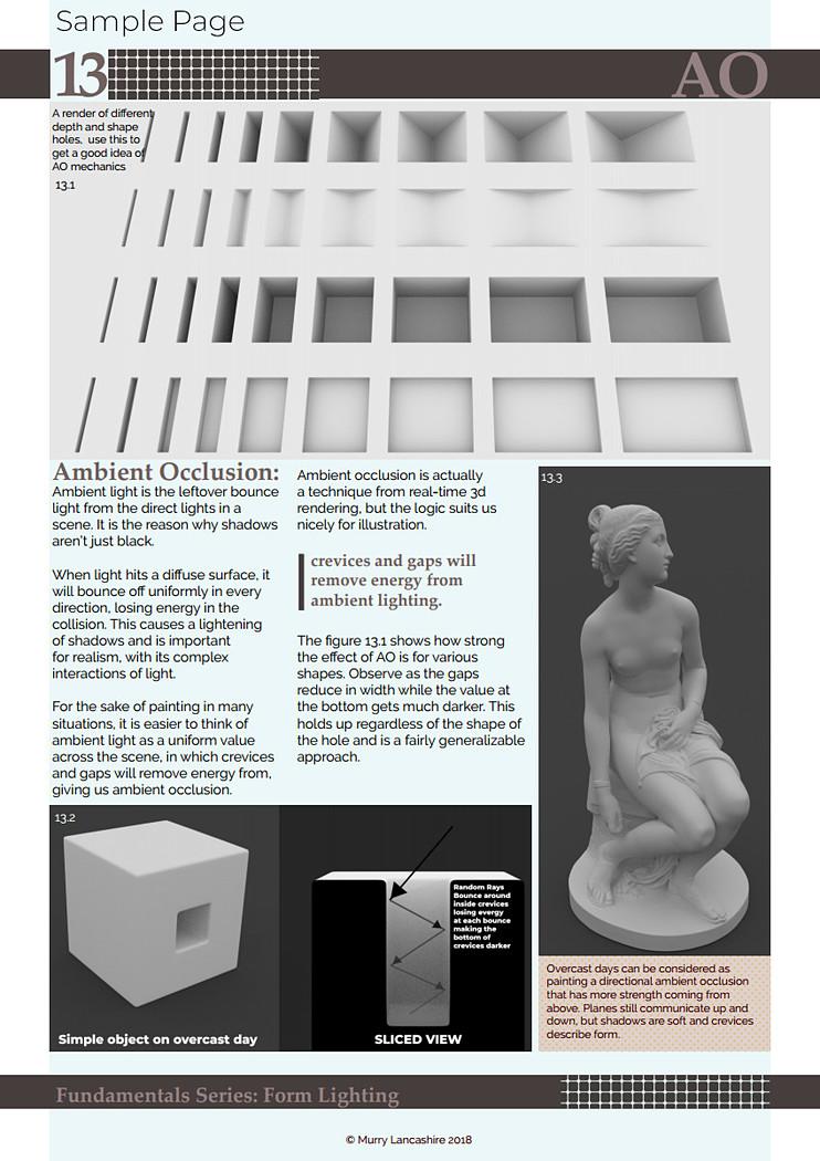 Form lighting, PDF Guide