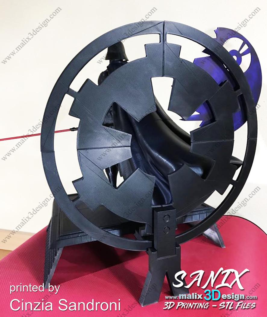 3d Printed Turbine Stl