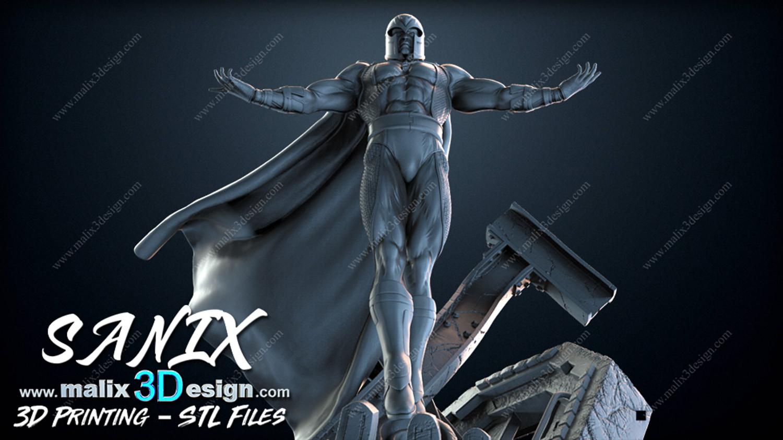 MAGNETO - STL Files for 3D Printing