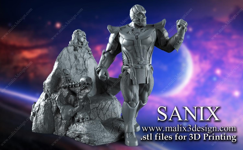 Thanos 3D Print Model