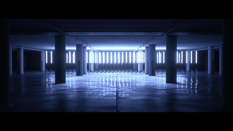 UE4 Scene for Realistic Lighting