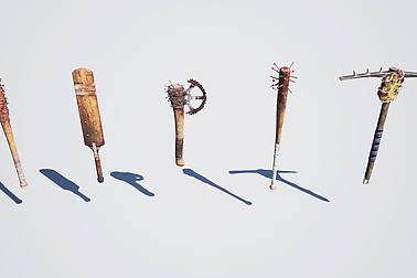 Post Apocalyptic Melee Weapons FPS VOL 4 [UE4+RAW]