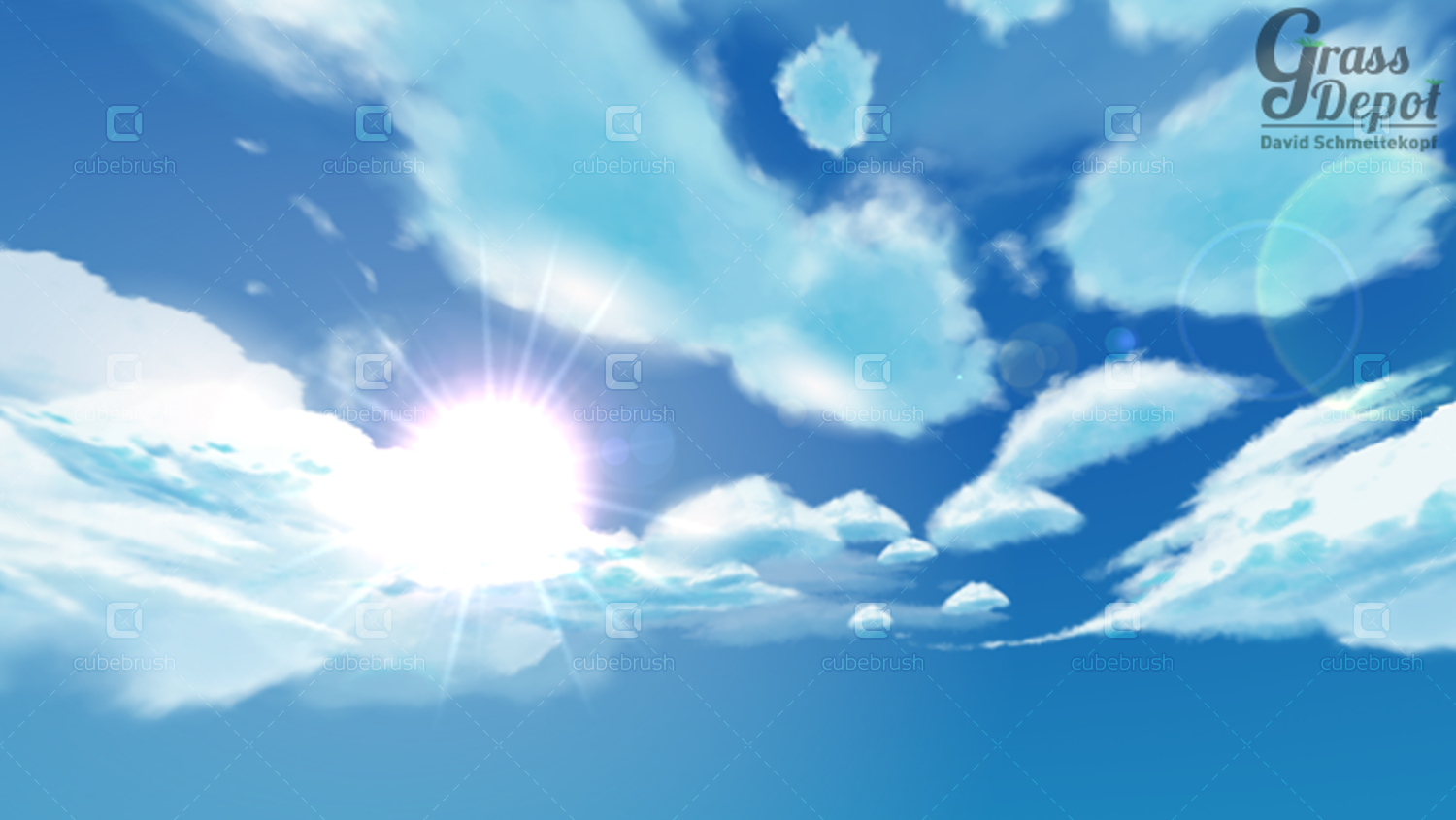 Dramatic Skies: Skybox Collection