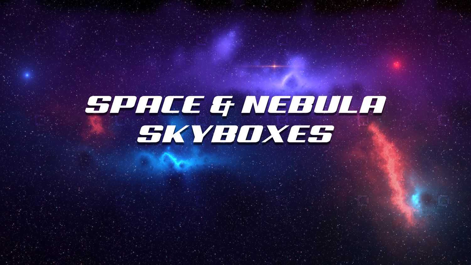 Space & Nebula Skyboxes v 1 0 for Unity 3D