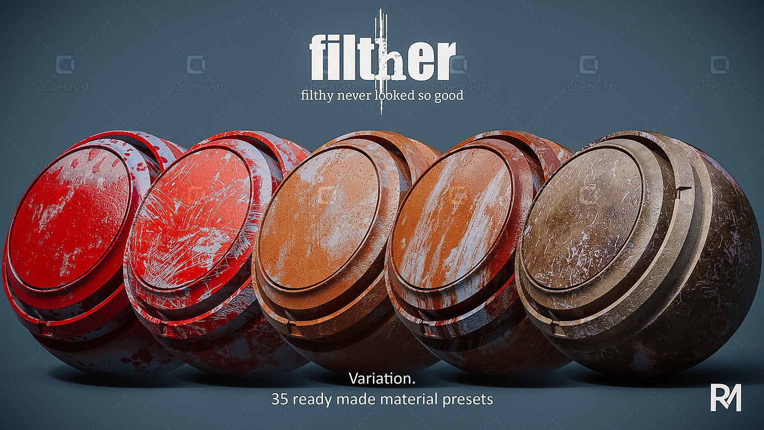 Filther DEMO for Substance