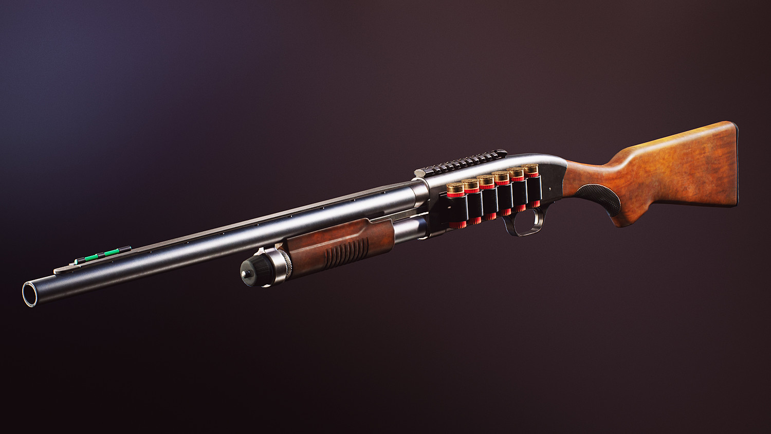 Modern Shotgun Weapons FPS COMBO PACK [UE4+RAW]