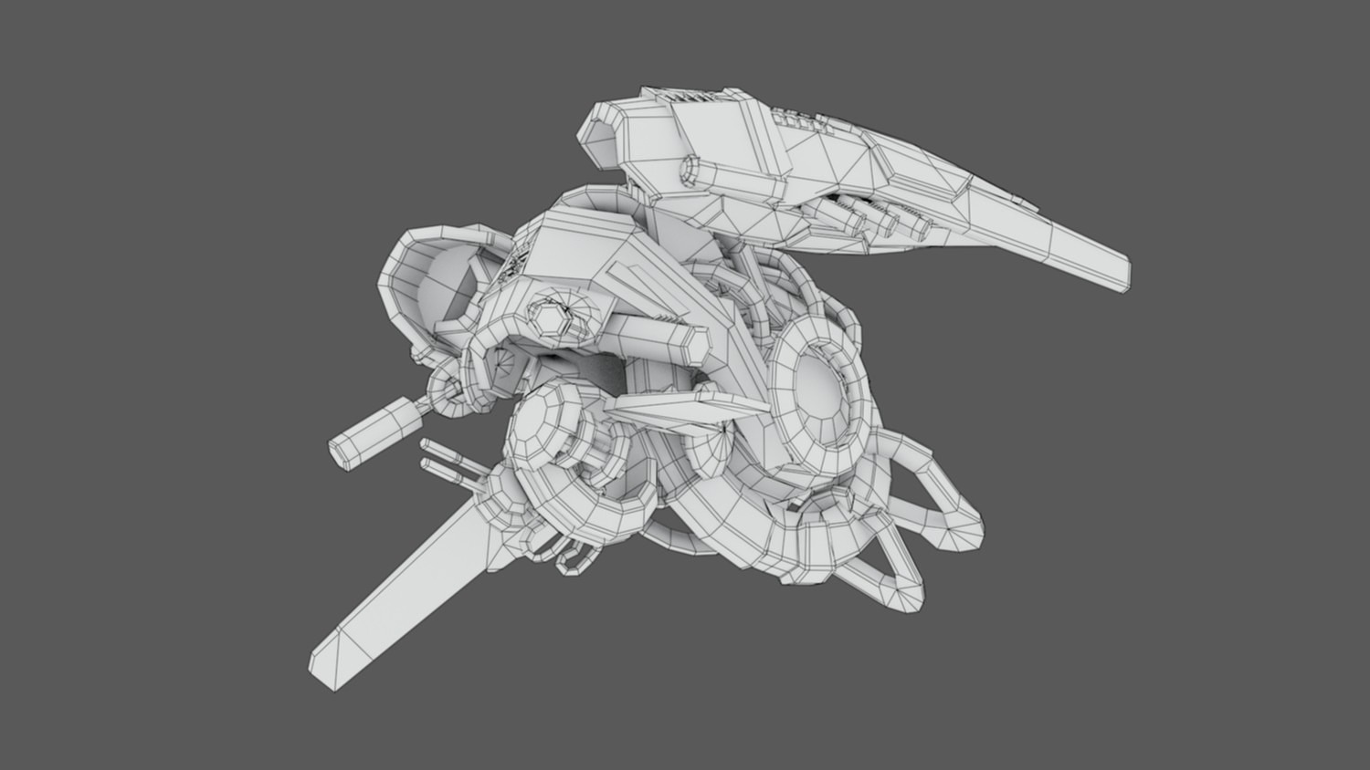 10 Drone SciFi Pack