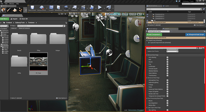 How to Create 360 Screenshots in Unreal Engine - Cubebrush