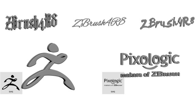 New in ZBrush 4R8 - Cubebrush